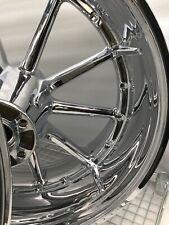 Harley Breakout Softail Rear Wheel 2013 Custom Chopper RIM OEM CHROME (EXCHANGE)
