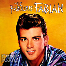Fabian ~ The Fabulous Fabian NEW AND SEALED CD ALBUM * ORIGINAL RECORDING *