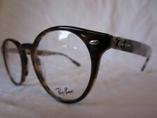 RAY BAN  EYEGLASS FRAME RX2180V 5676 BROWN HAVANA SPOTTY BEIGE 49 MM NEW & AUTH