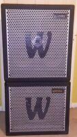 Warwick WCA 411 ND 800W 8 ohms / Warwick WCA 115 ND 400W 8 ohms Bass Cabinet