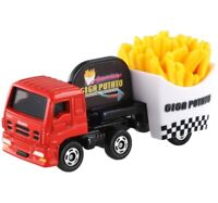 Tomica DieCast Modellauto 1:90 Nr. 55 LKW Truck Isuzu Giga Potato Takara Tomy