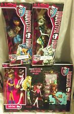 Monster High Coffin Bean Lot NEW  Exclusive Coffin Bean w/ Draculaura