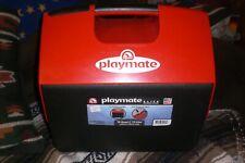 Igloo Playmate Elite Hard Sided Cooler 16 Qt Black/Red HOLDS 30 CANS