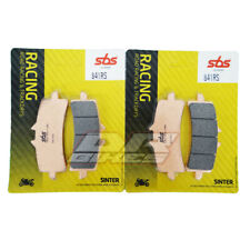 Ducati 848 EVO 2011 2012 SBS Race Sintered Front Brake Pads 841RS
