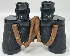 M13A1 Binocular 6 x 30 with M17 Case and Broken Strap
