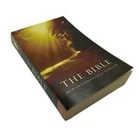 The Bible NIV New International Version Old & New Testaments 2008 Paperback 861p