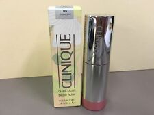 New in Box Clinique quick blush Makeup For Face  * 05 Pronto Pink *.18oz 5g