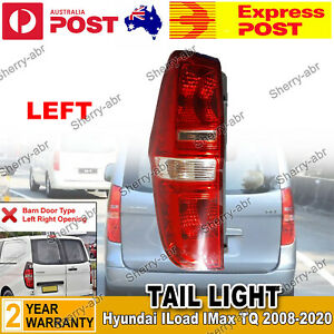 For Hyundai ILoad IMax TQ 2008~2020 Left Tail Light Rear Lamp Tailgate Type LHS