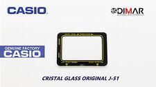 VINTAGE GLASS CASIO J-51 NOS