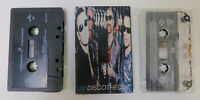 U2 - Lot of 3 Cassette Singles - Discotheque - With Or Without You - One