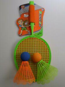 Neu!!! Federball Badminton -  Outdoor Spielzeug