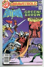 Brave And The Bold #144-1978 fn+ Batman Green Arrow