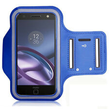 Accessory Case Cover Sport Armband BLUE Seri Motorola
