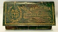 Vintage Black Sea Cigarette Rolling Paper Turkey