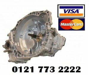 PEUGEOT EXPERT 2.0 HDI  6 SPEED MANUAL GEARBOX 2007- 2011