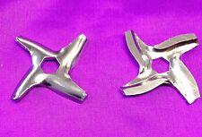 1 x Moulinex Star Cutter Meat Grinder Blade With Hexagonal Slot For Mincer HV3
