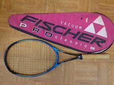 RARE Fischer Pro Vacuum 90 head 4 1/4 grip Tennis Racquet
