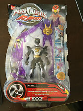 Power rangers RPM Aux Trax Wolf guardian with Traz zord system  New in blister