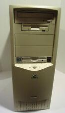 Vintage Gateway Gp6-450 Desktop Pc (Intel Pentium Ii 450Mhz 128Mb No Hdd) Works!