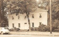 <A18> OREGON Or Postcard Real Photo RPPC c40s OREGON CITY John McLAUGHLIN HOUSE