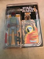 "GENTLE GIANT Star Wars BOBA FETT JUMBO KENNER 12"" ACTION FIGURE MINT SEALED MISB"
