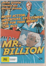 Terence Hill MR BILLION *New & SEALED* ALL Regions (Plays on any Player)