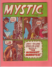 Mystic #39 British Atlas/Marvel Pre & Post Code Reprints 1963 Kirby 3.0 Gd/Vg