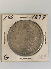 1879 Morgan Liberty Silver Dollar