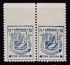 ESPAÑA - GUERRA CIVIL - AREVALO - PRO ESPAÑA - PAREJA