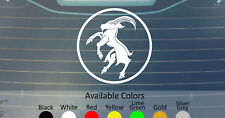 Goatmoon Vinilo Autoadhesivo con personalizado talla/color Moonblood Behexen La Noire