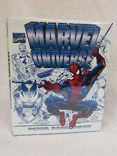 Peter Sanderson  MARVEL UNIVERSE Harry N. Abrams  1996 HC/DJ