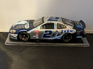 Rusty Wallace #2 1:24 2002 Miller Lite Elvis 25th Anniversary Nascar Car Action