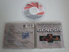 GENESIS/TURN IT ON AGAIN/BEST OF '81-'83(VERTIGO 848 854-2) CD ALBUM