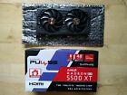 SAPPHIRE Pulse AMD Radeon RX 5500 XT 8G 8GB GDDR6