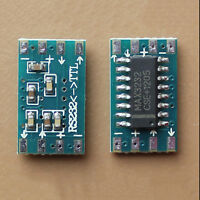 2X Serial Port RS232 to TTL Converter Module Board MAX3232 115200bps Gift P JBMW