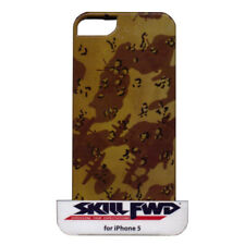 Skill Fwd Camouflage Camo Desert Squadron Hard Mobile Phone Case for iPhone 5