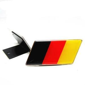 1PCS Germany Flag Car Resin Front Grille Grill Emblem Badge Sticker For BMW MINI