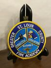 St. Louis County Fire Academy MO Firefighter Patch NEW!!