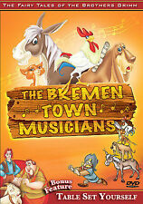 Fairy Tales of the Brothers Grimm - The Bremen Town Musicians/Table Set...