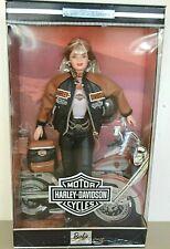 1999 Collector Edition HARLEY-DAVIDSON Blonde #4 BARBIE