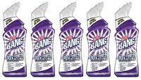 Cillit Bang WC Power Gel Glanz & Hygiene, WC-Reiniger, 5er Pack (5 x 750 ml)