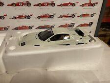 Gt Spirit Ferrari Koenig Testarossa White 1/18  RARE HTF Bi Turbo