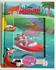 """Dinsey """"Minnie"""" magical story book 3D cover hardback NEW!!!"""