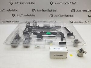 genuine audi 0b5 dct gearbox mechatronic repair kit extra cooling solenoid