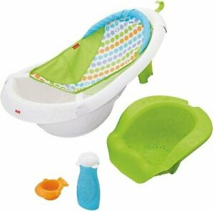 Fisherprice BDY86 Fisher-price 4in1 Sling N Accs Seat Tub