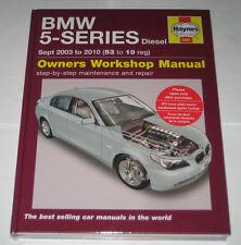 Reparaturanleitung BMW 5er E60 / E61 520 d / 525 d / 530 d, Baujahre 2003 - 2010