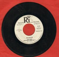 Ameche, Jim - The First Christmas Tree RIC 137 Promo Vinyl 45 rpm Record