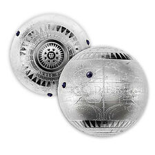 2015 Niue 7 oz Silver Seven New Wonders of the World (Spherical) - SKU #89907