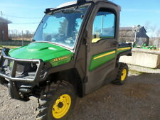 JOHN DEERE 835M GATOR WITH CAB HEAT AND A/C 2018 W/ 26 HOURS! PWRDUMP
