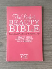 * The Pocket Beauty Bible Mail on Sunday Paperback Book Fairley Stacey Health